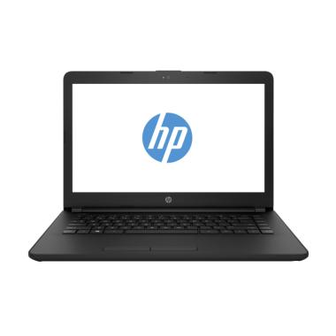 HP BW015AU Notebook - Jet Black