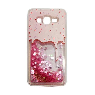 Winner Softshell Frosted Iced Water Glitter Softcase Casing For Samsung J2 Prime