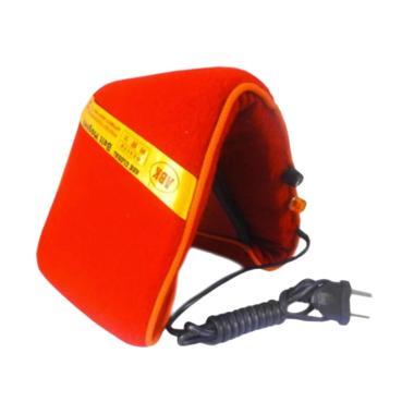 HBS Cushion Belt Health Bantal Terapi Panas Listrik - Merah