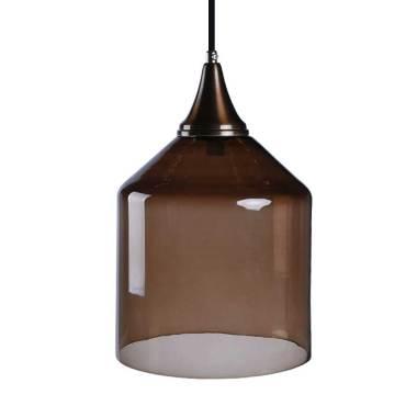 Olafur Charon Hanging Lamp Lampu Gantung - Black Smoke