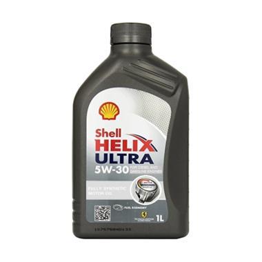 Shell Helix Ultra 5W 30 Pelumas Mobil 1 L