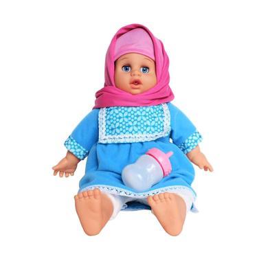 MOMO Anisa Hijab Perfumed Boneka Mainan Anak