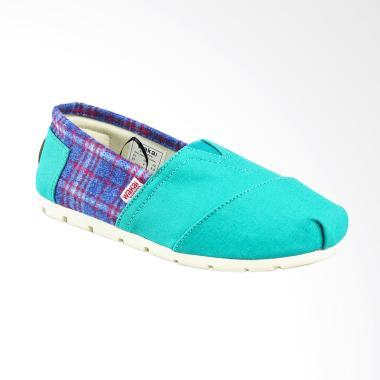 Wakai WAK-SW017BG-CUHAI Sepatu Unisex - Turquoise