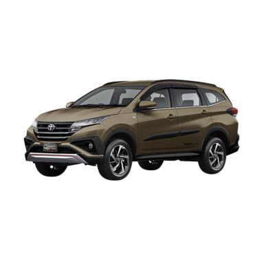 Toyota All New Rush S 1.5 TRD Mobil - Bronze Mica Metallic