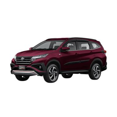 Toyota All New Rush 1.5 TRD Sportivo Mobil - Bordeaux Mica