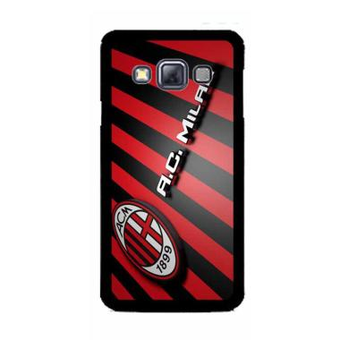 OEM AC Milan Wide 25 Hardcase Casing for Samsung A3 2015