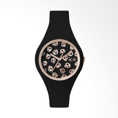 Ice Watch ICE.SK.BK.S.S.15 ICE Skul ...  Wanita - Black Rose Gold