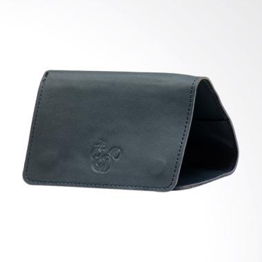 Brodo Stutt Wallet Dompet Pria - Navy