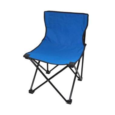 Tokopendaki Kursi Lipat Portable Camping - Biru