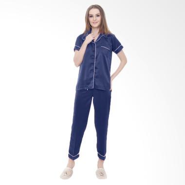jcfashion_jcfashion-celana-panjang-satin-setelan-baju-tidur-wanita---blue-navy_full02 10 List Harga Baju Tidur Wanita Celana Panjang Teranyar 2018