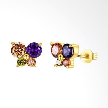 SOXY AKE207 Fashion Trend Ladies Temperament Fashion Earrings Wanita