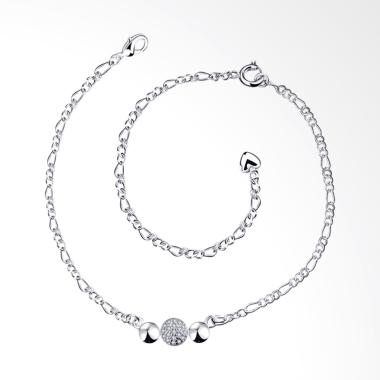 SOXY SPA029 The New European and Am ...  Fashion Anklets - Silver