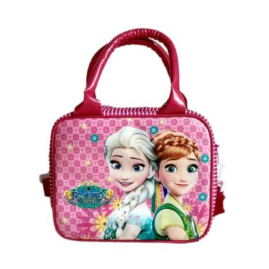 Frozen Fever 0930040034 Tas Travel Anak - Pink