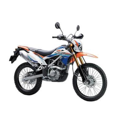 harga Kawasaki New KLX 150 BF SE Extreme Sepeda Motor - Orange [OTR JADETABEKSER] Blibli.com