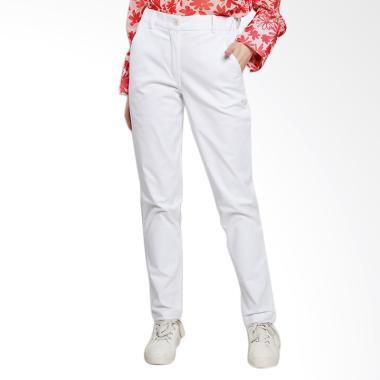 Pop.U Women A16XW2901Q0 Chino Pant - White