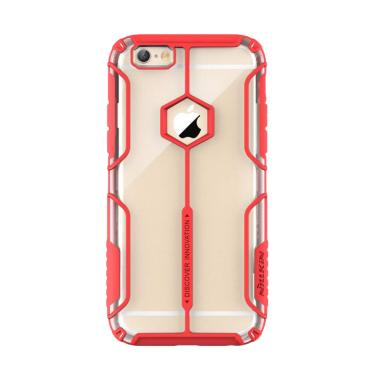 Nillkin Aegis Hardcase Casing for i ... s or iPhone 6S Plus - Red