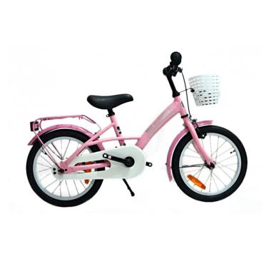 WIMCYCLE Mustang Sepeda Anak - Pink [16 Inch]
