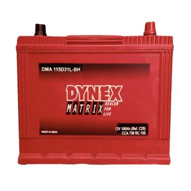 Dynex 115D31L-12V-100AH Aki Kering Mobil