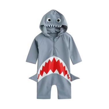 Lynn Design Baby Shark Baju Renang Anak