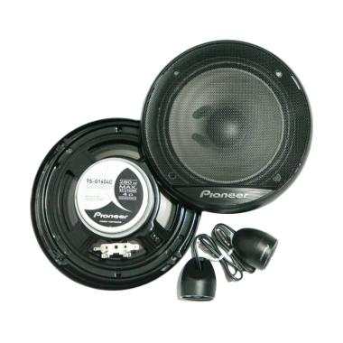 Pioneer TS-G1604C 2-Way Speaker Components System [6.5 Inch]