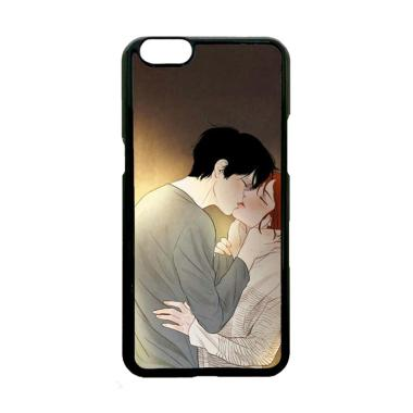 Acc Hp Winter Woods Kiss Scene Webtoon G0022 Casing for Oppo F1s