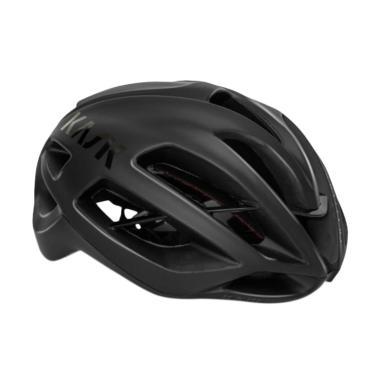 Kask Protone Road Helmet Helm Sepeda - Black Matt