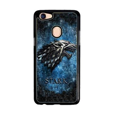 Acc Hp Game Of Throne Stark Clan Wolf O0661 Custom Casing for Oppo F5