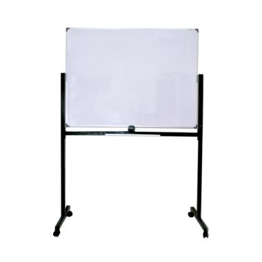 Sakana Single Face Standing Whiteboard [60 x 120 cm]