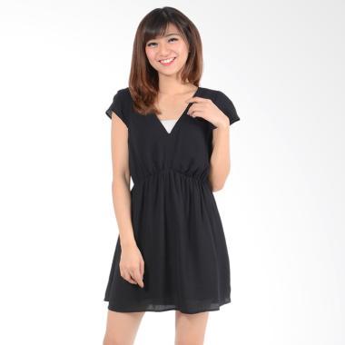 Edberth Alisha Forever 21 Mini Dress - Black