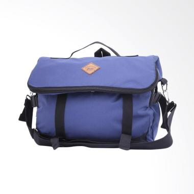 HRCN Outfitters Sling Bag Pria - Blue [H 6155]