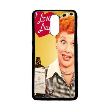 Acc Hp I Love Lucy X3793 Custom Cas ... i Note 4 or Redmi Note 4X