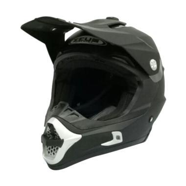 Zeus ZS-951 Helm Full Face - Matt Black