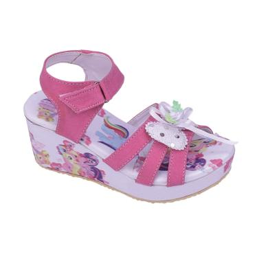 Syaqinah 215 Sandal Anak Perempuan - Pink