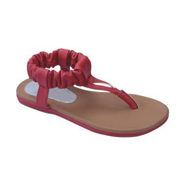 Syaqinah 198 Sandal Anak  Perempuan - Merah