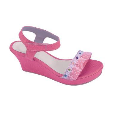 Syaqinah 192 Sandal Anak Perempuan - Pink