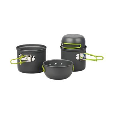 Yangunik DS-200 Camping Cooking Set Panci Masak