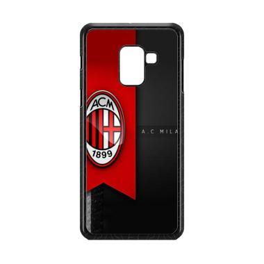 Cococase Ac Milan Football Club E17 ... msung Galaxy A8 Plus 2018