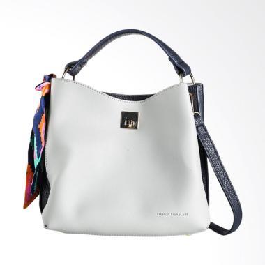 Yongki Komaladi MEC46000715 Gabbriel Sling Bag Wanita - Dark Blue