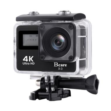 Bcare BCam X-3 Dualscreen Action Camera [16 MP/ WiFi/ Sony Sensor/ 4K]