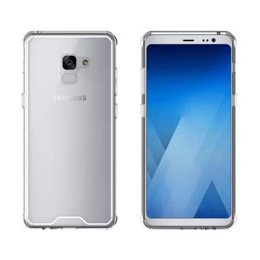 sale retailer 46c89 97eb2 VR Anti Crack Anti Shock Samsung Galaxy A8 Plus 2018 Softcase Samsung  Galaxy A8 Plus 2018 Casing Samsung Galaxy A8 Plus 2018 - Transparant