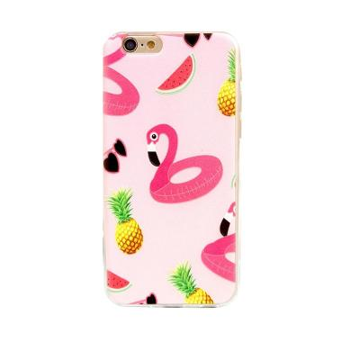 United Shop Flaming Float Casing for Oppo F1s - Pink