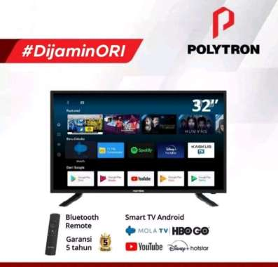 harga Polytron 32AD1508 Led Tv 32 Inch Smart Mola Hd Tv PLD-32AD1508 Blibli.com