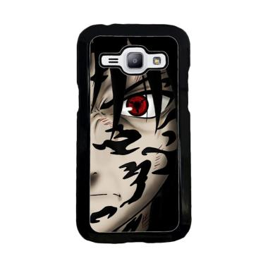 Acc Hp Anime Naruto Itachi Sharingan Y0386 Custom Casing For Samsung J1 Ace
