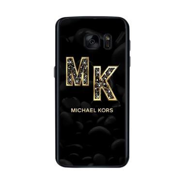 Acc Hp Michael Kors Bag W5088 Custom Casing for Samsung Galaxy S7 Edge