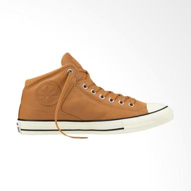 Converse Chuck Taylor All Star High Street Sepatu Pria - Brown