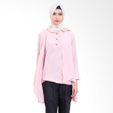 Promo Diskon Baju Atasan Wanita Muslim Syaheera Terbaru Maret 2019