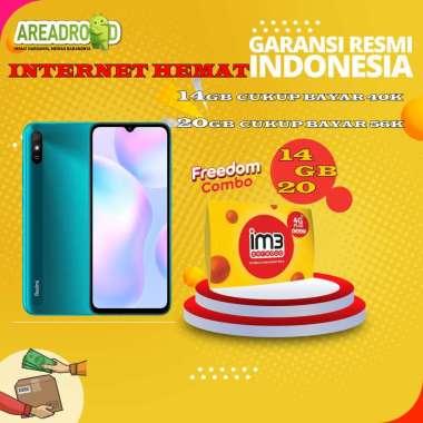 harga Xiaomi Redmi 9A [2/32 GB] Redmi 9A 2 GB 32 GB Bundle Indosat Garansi Resmi Bundle 14GB Blibli.com