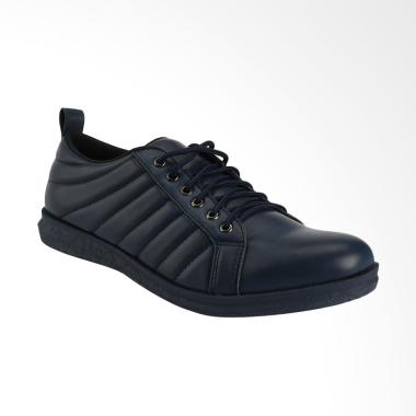 Yongki Komaladi Sepatu Pria - Navy [DFO-42370020-A-18]