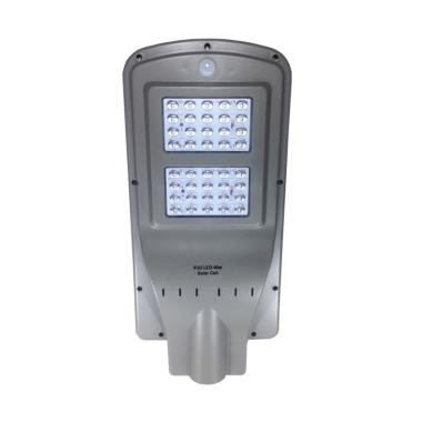KEIBU Solar Cell  Panel Surya Integrated Lampu PJU [40 LED/ 40 Watt]