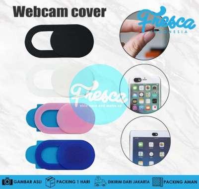 harga Penutup Kamera Laptop Ipad Macbook Pc Kamera Tablet Shutter WEBCAM COVER Lensa Ponsel Web Camera HITAM Blibli.com